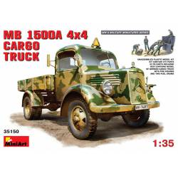 L1500A 4x4 cargo truck.