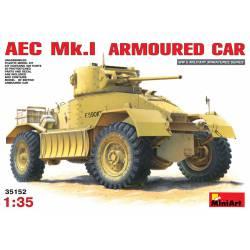 AEC Mk. I Armoured car.