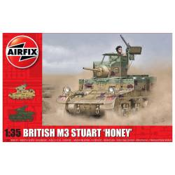"M3 Stuart, ""Honey"" (Versión británica)."