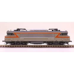 Electric locomotive BB7288, SNCF. Talgo.