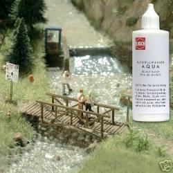 Material para simular agua. BUSCH 7589