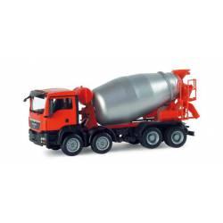MAN TGS M concrete mixer.