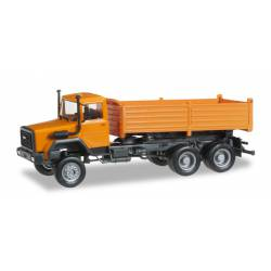 Scania R TL con contenedor.