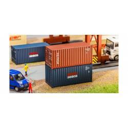 """20' Container """"Triton""""."""