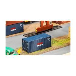 "20' Container ""Seaco""."