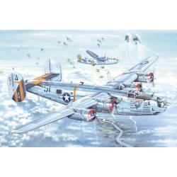 Consolidated B-24J Liberator.