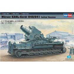 Mörser KARL-Gerät 040/041. Inicial.
