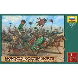 Mongoles, Horda de Oro.