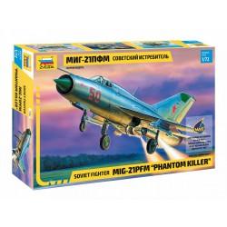 "MiG-21 PFM ""Phantom Killer""."