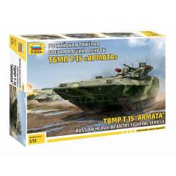 """Russian TBMP T-15 """"Armata""""."""