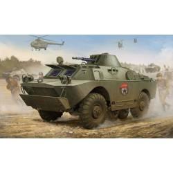 Vehículo BRDM-2, primera versión.