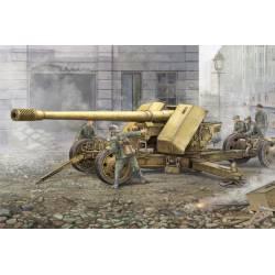 Cañón alemán 12,8cm. Kanone 43 bzw.44.