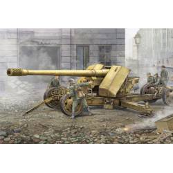 German 12,8cm. Kanone 43 bzw.44.