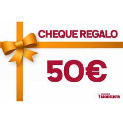 Gift voucher - 50 €