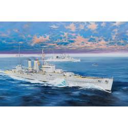HMS Exeter.