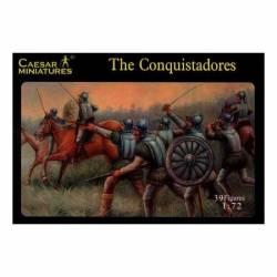 The conquistadores. CAESAR MINIATURES