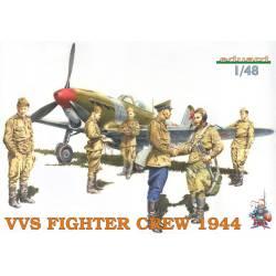 VVS Fighter crew 1944.