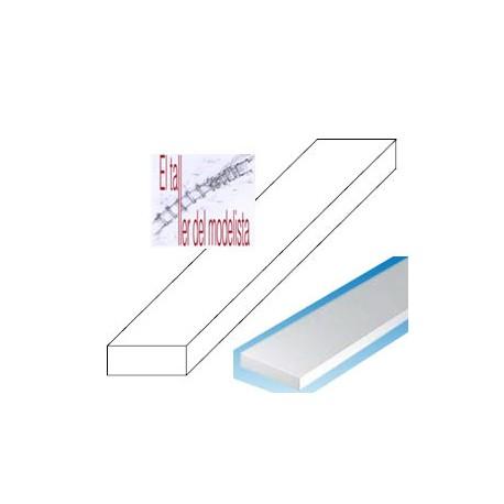 Dimensional strips 1,5 x 1,5 mm. EVERGREEN 153