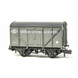 """Bodegas Bilbainas"" box wagon."