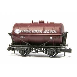 """""""La Felguera"""" tank wagon."""