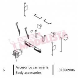 Body accessories, RENFE 470.