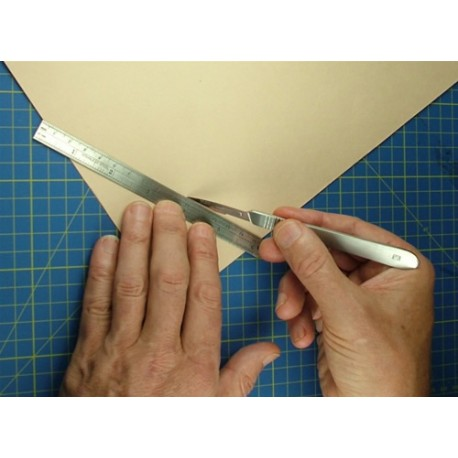 Escalpelo de acero inoxidable. MODELCRAFT PKN1214/3/11