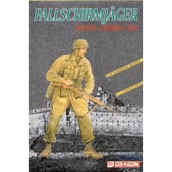 Fallschirmjäger, Monte Cassino 1944.