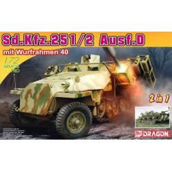 Sd.Kfz.251/7 Ausf.D.