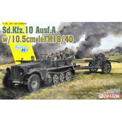 Sd.Kfz.10/4 2 cm flak 30.