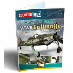 How to paint WWII Luftwaffe Late fighters.