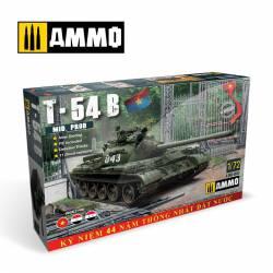 T-54B, producción media.