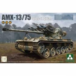 AMX-13/75 con SS-11 ATGM.