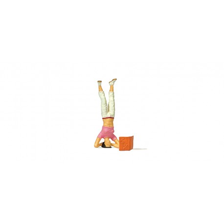 Headstand.