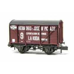 """Fudre wagon """"Herminio y Jose M Picazo"""", NORTE."""
