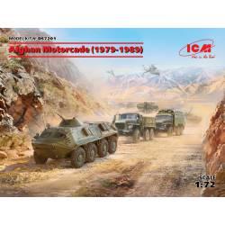 Afghan Motorcade.