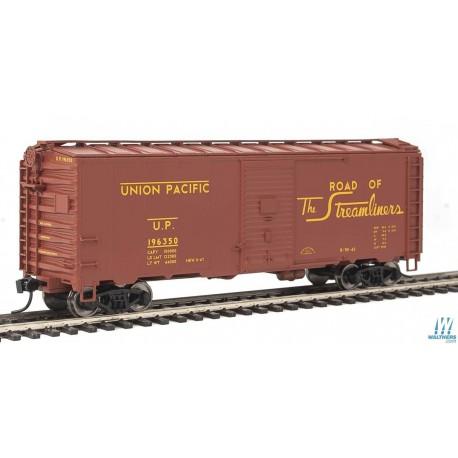 "Vagón cerrado ""Union Pacific""."