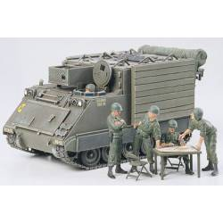 US M577 Armoured Command Post Car.