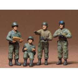 US tank crew.