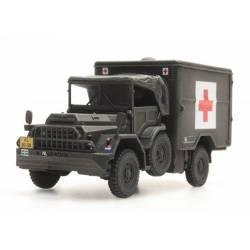 Ambulancia DAF YP 126 APC.