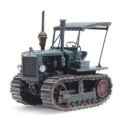 Hanomag K50 tractor.