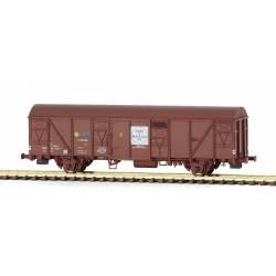 Wagon Jcvi 601490, RENFE. Toro y Betolaza.