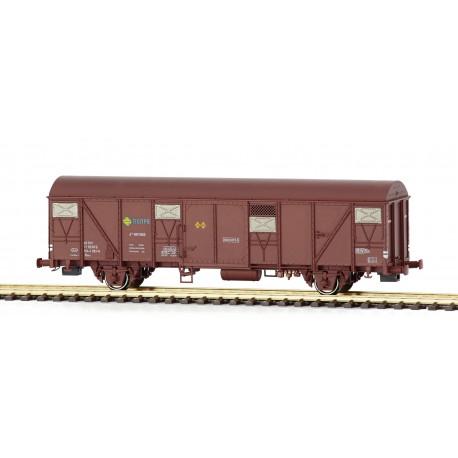Wagon Jfvc 601053, RENFE.