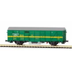 """Wagon Jcev 600701, """"Tren Taller""""."""