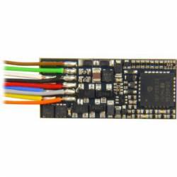 Economy flat decoder, 9 wires.