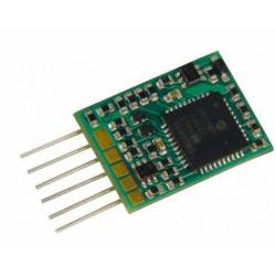 Miniatur decoder, 6-pins.