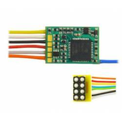 Miniatur decoder, 8-pins.
