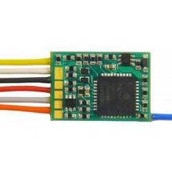 Miniatur decoder, 7 wires.