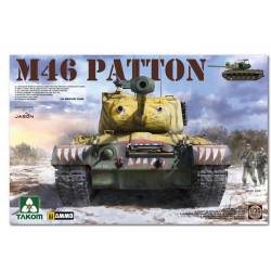 US M46 Patton.