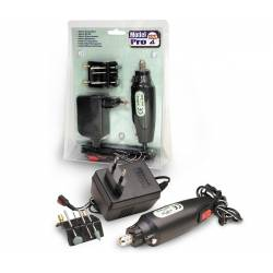 Mini taladro eléctrico.