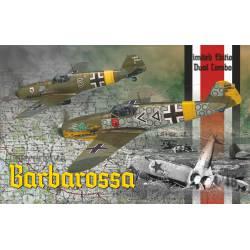 Bf. 109E-4/E-7 / Bf 109F-2.